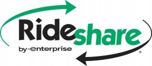 Rideshare by Enterprise Logo